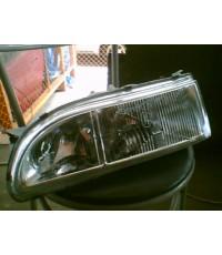 ไฟ หน้า รถ hyundai ฮุนได sonata ปี 94-96