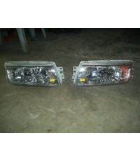 ไฟหน้าซ้าย  ขวา Mitsubishi  มิตซูบิชิ CK4  ของใหม่สภาพสวย ๆ
