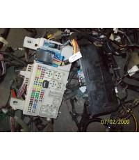 ชุดกล่องฟิวส์+สายไฟในห้องเครื่อง มาสด้า 3 4ประตู MAZDA3 4Door