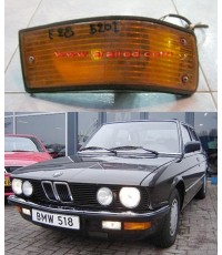 BMW 520i E28 ไฟในกันชนหน้า