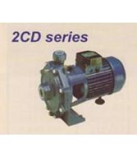 ปั้มน้ำ Matra อิตาลี รุ่น 2CD ไฟ 2 สาย 220 โวลท์ 2850 รอบ(ชนิด 2 ใบพัด)