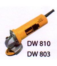 เครื่องเจียร รุ่น DW 810