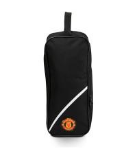 กระเป๋ารองเท้า Manchester United Shoe Bag สีดำ