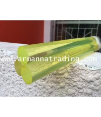 โพลียูรีเทนแท่งกลมตัน (Polyurethane Round Rod)