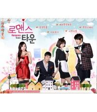 Romance Town [ซีรี่ย์เกาหลี][5 แผ่นจบ][บรรยายไทย][SR-5DVD]