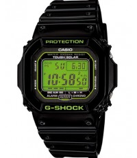 นาฬิกาข้อมือ คาสิโอ Casio G-Shock รุ่น G-5600B , G-5600B-1DR