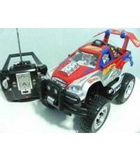 รถบิ๊กฟุตขับเคลื่อน 4 ล้อ MAX hpi Scale 1:12 แรงขับดี เหมาะสำหรับการเล่นแบบลุยๆ