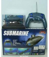 เรือดำน้ำจิ๋ว บังคับวิทยุ (Submarine) เป็นเรือดำน้ำขนาดเล็ก สามารถเล่นได้ในตู้ปลาหรือสระว่ายน้ำ