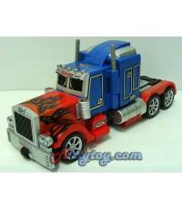 หัวรถบรรทุกแปลงร่าง Tranformation Truck สามารถแปลงร่างเป็นหุ่นยนต์ได้