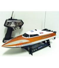 เรือบังคับ Servo Dash Racing Boat 2 No.7010 (ZAIN)  ขนาดใหญ่กว่าเดิม