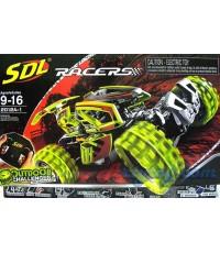 SDL Racers Outdoor Chalenger(FTBN) รถบังคับไฟฟ้าOff Road ขับเคลื่อน 2 ล้อสำหรับเล่นลุยโหดๆ โดยเฉพาะ