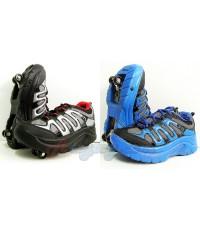 รองเท้าสเก็ต(ZPTN) สามารถพับเก็บล้อเป็นรองเท้าได้