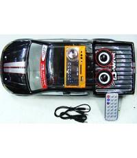 บอดี้ 1:10 แต่งเครื่องเสียง MP3(ZENB) เพิ่มความหล่อให้รถบังคับคู่ใจของคุณ
