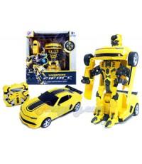 Bumblebee บังคับ(ZPTN) สามารถแปลงร่างเป็นหุ่นยนต์ได้  งานสวยมากครับ