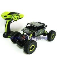 Rock Crawler 4WD 2.4GHz Scale 1:18(FIN)   รถ Off Road ยกสูงขับเคลื่อน 4 ล้อ โช๊คก้านยาวอิสระ แรงดุ