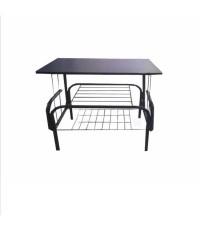โต๊ะทีวี2ชั้น R902 (Black)