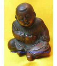 ตุ๊กตาทองแดงเถื่อน ศิลปะสมัยราชวงศ์ชิง