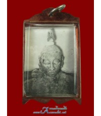 รูปถ่ายหลวงพ่อผาเงา อ. เชียงแสน  จ. เชียงราย