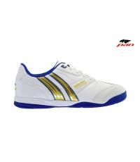 รองเท้าฟุตซอล แพน เวฟ2 สีขาว