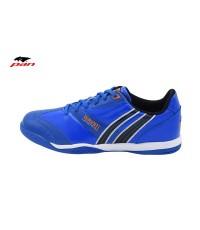 รองเท้าฟุตซอล แพน เวฟ2 สีน้ำเงิน