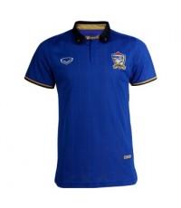 เสื้อทีมชาติไทย 2016 สีน้ำเงิน
