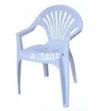 เก้าอี้พลาสติกแบบมีท้าวแขน