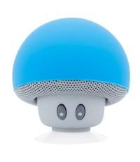 ATM ลำโพงเห็ดบลูทูธสีฟ้า รุ่น:BT280-สีฟ้า Mushroom Bluetooth Speaker