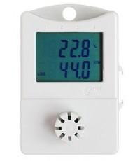 CMS3120 เครื่องวัดอุณหภูมิและความชื้นบันทึกค่าได้ วัดอุณหภูมิช่วง -30 ํC ถึง 70 ํC