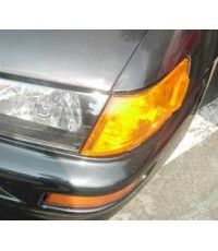 ไฟมุมเพชร  Toyota 3 ห่วง-โคมส้ม