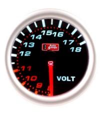เกย์  Volt 2quot; Dark Autogauge