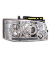 ไฟหน้า Projector โคมดำ- Hiace D4D