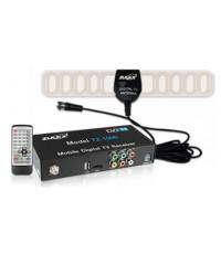 กล้อง+เสารับสัญญาน Tuner Digital TV