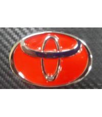 โลโก้ติดฝาแตร Toyota-เทียม