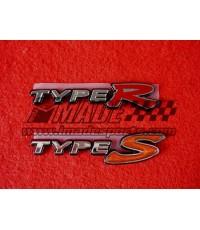 Logo TypeR, EuroR, TypeS