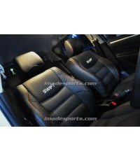 Car Seat เบาะหนังแท้สปอร์ต V1
