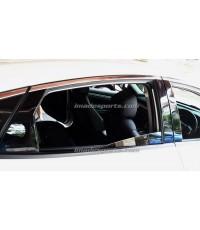 เสาประตู Black Mirror Face Civic 2016