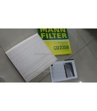 กรองแอร์ภายในรถยนต์ MANN Filter