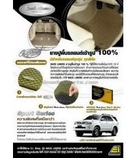 พรมผ้ายางปูพื้นเข้ารูปรุ่น Sport series by E.I.product (พรมลายกระดุม)