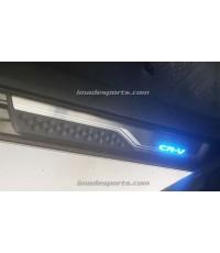 กาบบันได CRV RS sports พร้อมไฟ LED