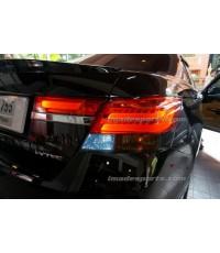 โคมไฟท้าย Accord Euro Barlight V2