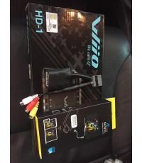 กล่องรับสัญญาณ Digital Tv ในรถยนต์ พร้อมปลั๊กปลดล็อค display