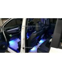 ไฟแบล็คไลท์ใต้คอนโซล (iluminated Foot-light)