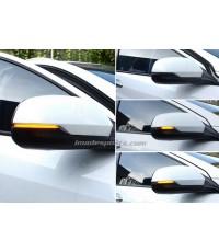 ชุดไฟเลี้ยวแบบ Streming Light HRV (ไฟเลี้ยววิ่ง)
