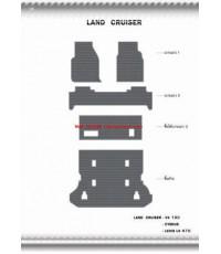 พรมปูพื้น LAND CRUISER (VX-80 / VX-100)