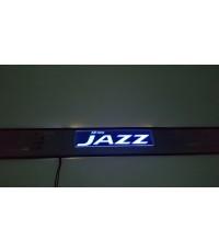 ชายบันได มีไฟ LED สำหรับ HONDA ALL NEW JAZZ GK 2014