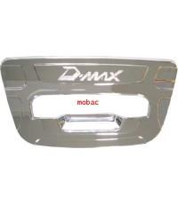 ISUZU DMAX 2007  เบ้ามือเปิดท้าย ใหญ่ SKP สีชุบโครเมี่ยม