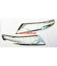 Honda City All new 2012-2013  ครอบไฟหน้า ยี่ห้อ Rich