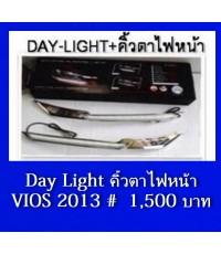 VIOS 2013 - 2014 DAY LIGHT คิ้วตาไฟหน้า สวยงาม