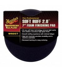 Maguiar MEG-W9207  Mirror Glaze Professional Soft Buff 2.0 7\quot; Foam Finishing Pad เคลือบกระจก