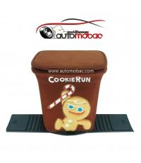 Cookie Run ถังขยะในรถ งานลิขสิทธิ์แท้ ใส่ได้กับรถทุกรุ่น